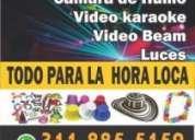 Alquiler de sonido y luces 3118855159 - 8427928