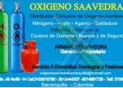 Oxigeno saavedra .