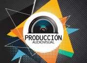 Producción audiovisual - publicidad y fotografía