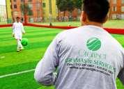 Escenarios deportivos - gramser