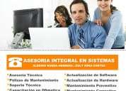 Servicio tecnico en computadores