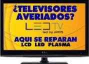 Reparacion a domicilio de televisores,equipos de sonido
