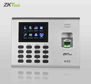 Control De Acceso Y Asistencia K40 O K20 Zksoftware $340.000