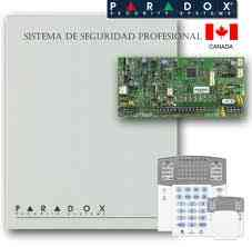 Alarmas PARADOX BOGOTA 199.000 cel 3204476645  $ 199 000