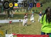 Fiestas infantiles recreación zipaquira 3132261736 tenjo tabio