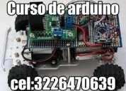 Curso de arduino con profesor particular cel: 3226470639