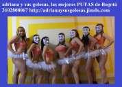 Pitufinas, no, putas finas, videos reales, adriana y sus golosas
