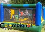 Cota fiestas infantiles 3132261736 inflables tenjo tabio