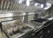 Mantenimiento e instalación de estufas industriales restaurantes.tel:6599423.