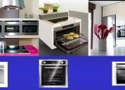 Instalación de hornos a gas, eléctricos e industriales. tel. 4794380
