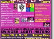 Laberintos de zeus. gay, swinger, hetero, transvestidos, ambiente todo genero
