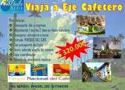 Viaja por el eje cafetero  ecoturismo colombiano