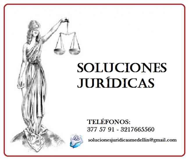 ABOGADOS - SOLUCIONES JURÍDICAS ¡¡¡¡¡CONSULTA GRATIS!!!!