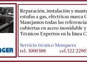 Reparo calentadores de agua a gas. tel. 3000388