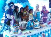 Decoración para fiestas infantiles villavicencio