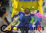 Títeres  fiestas infantiles cota 3132261736 tabio