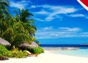 On vacatión, nuestros destinos de viaje...
