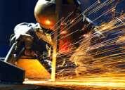 Fabricación y reparación de puertas y ventanas metálicas en medellin