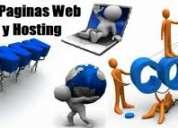 Construimos su sitio web a la medida con diseño propio y original cel 3226470639
