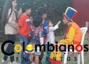 Payasos fiestas infantiles 3132261736 cajica cota chia