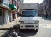 Alquiler  de camioneta de furgon transportes