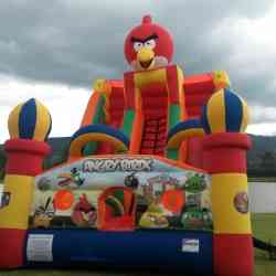 venta inflables saltarines dummies   trampolin