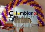 Eventos decoración en globos 3132261736