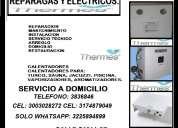 Estufas, hornos, calentadores cel.3003028272