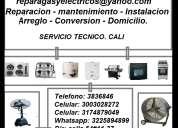 Reparacion de estufas a gas en cali valle del cauca t: 3836846