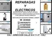 Estufas - hornos - calentadores haceb tel: 3836846