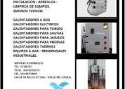Estufas a gas - estufas electricas - estufas t.3836846