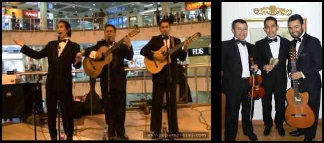 Serenatas Trio en Bogotá para toda ocasión ¡Inolvidable!
