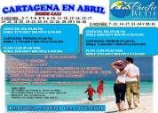 Ultimo minuto!!! super promocion a cartagena en abril