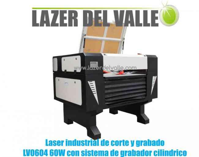 máquina industrial láser LV0604
