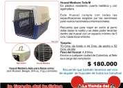 Venta y alquiler de guacales para transporte de mascotas