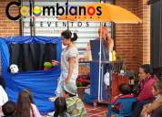 Tabio show títeres 3132261736 chia tenjo