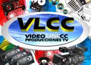 Produccion audio visual