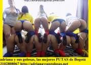+ putas q nunca, videos reales, adriana y sus golosas