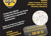 Traducciones generales oficiales y tÉcnicas
