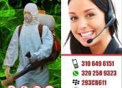 Fumigaciones villavicencio 3202589323