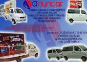 Publicidad movil valla movil medellin 3188602676