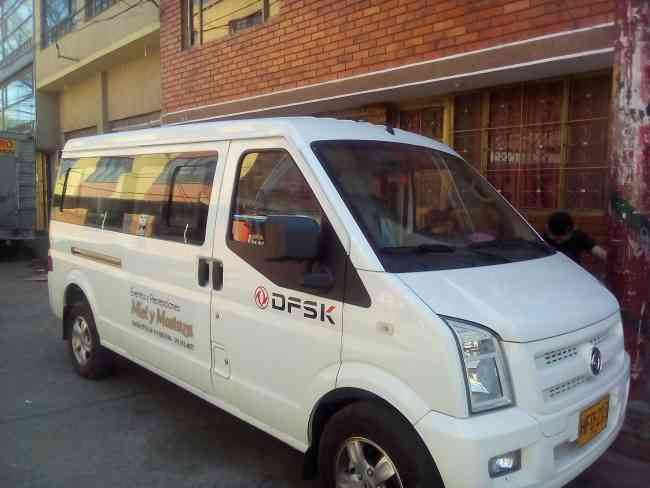transporte particular 6 pasajeros