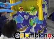 Recreación 3132261736 titeres payasos cajica