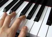 Pianista profesional bodas, misas y eventos