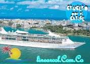 Cruceros viajes turismo