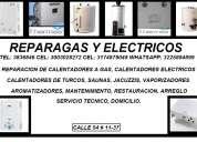 Reparacion de calentadores, colombia tel: 3836846 cali