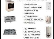 Calentadores a gas, calentadores electricos, calentadores industriales