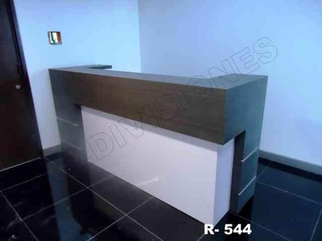 counter, recepciones y escritorios para su oficina fabrica