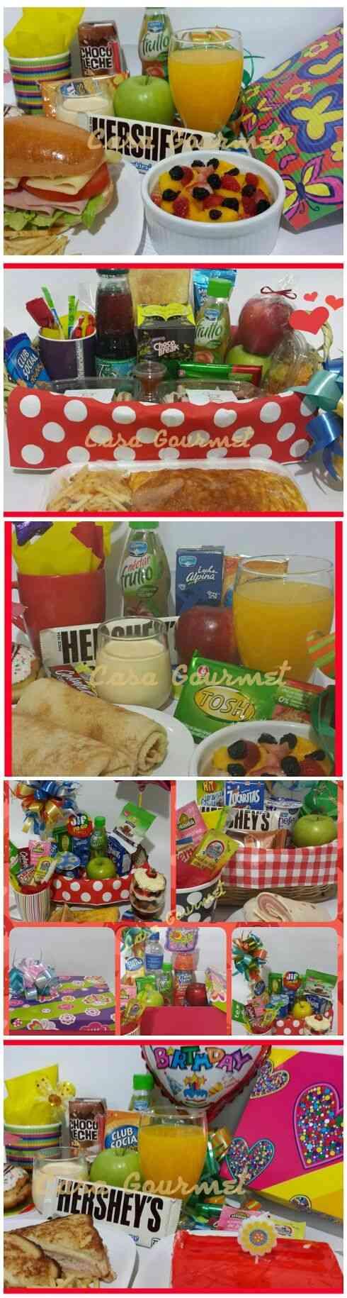 Desayunos Sorpresa en Pasto detalles y regalos a domicilio
