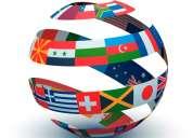 TraducciÓn e intÉrprete: francÉs- creole - espaÑol-inglÉs